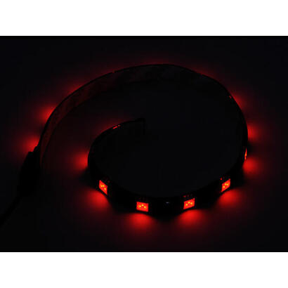 silverstone-sst-ls01r-tira-led-brillante-color-rojo