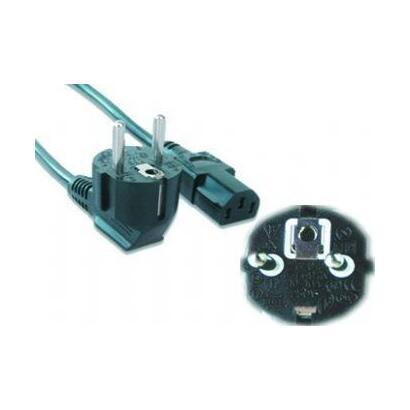 gembird-cable-de-alimentacion-schuco-a-c13-3m-negro-pc-186-vde-3m