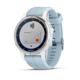 garmin-fenix-5s-plus-blanco-con-correa-azul-mar-42mm-reloj-multideporte-premium-gps-glonass-bluetooth-wifi-monitor-de-frecuencia