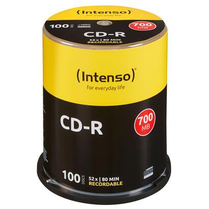 intenso-cd-r-700mb80min-tubo-100-unidades