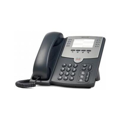 cisco-small-business-spa-501gtelfono-voipsip-sip-v2-spcpmultilneaplata-gris-oscuropara-small-business-pro-unified-communications