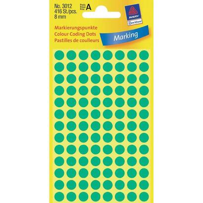 avery-3012-etiqueta-autoadhesiva-verde-circulo-416-piezas