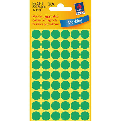 avery-3143-etiqueta-autoadhesiva-verde-circulo-270-piezas