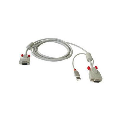 lindy-kvm-systemkabel-usb-3m-nur-kvm-switches-der-u-serie