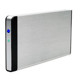 fantec-fb-c25us2-25-plata-usb-con-suministro-de-corriente