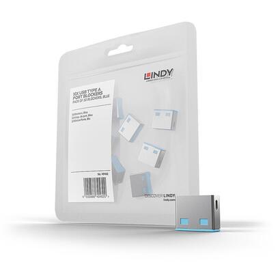 lindy-bloqueador-de-puertos-usb-10-uds-azul