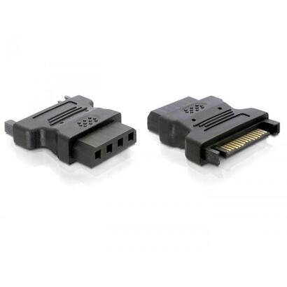 delock-adaptador-power-ide-drive-4-pin-sata-15-p-ide-4p-negro