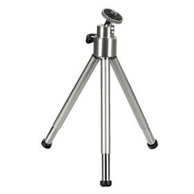 hama-mini-tripod-with-ball-tilt-head-silver-tripode-3-patas-plata