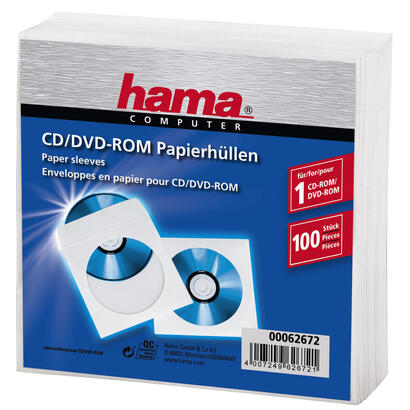 1x100-funda-papel-hama-cd-dvd-blanco