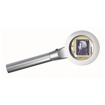 bresser-optics-led-55-lente-de-aumento-y-lupa-aluminio-25x