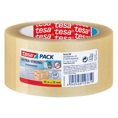 tesa-tesapack-ultra-strong-transparente-pvc-cinta-adhesiva