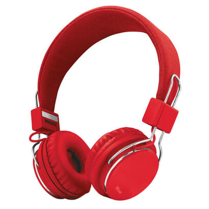 trust-auriculares-ziva-rojo-plegables-microfono-35mm