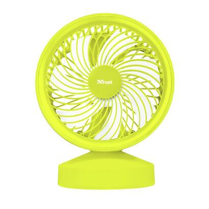trust-ventilador-usb-sobremesa-summer-yellow