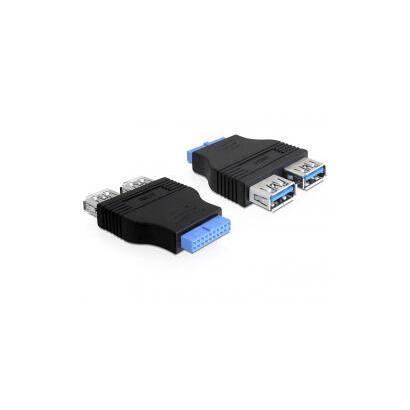 delock-conversor-para-placa-a-2-puertos-usb30
