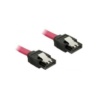 delock-cable-de-datos-sata-050m-con-clip-seguridad