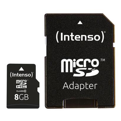intenso-micro-sd-8gb-clase-10-con-adaptador-3413460