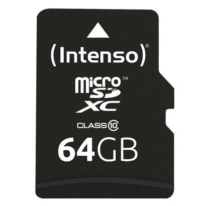 intenso-micro-sd-64gb-clase-10-con-adaptador-3413490