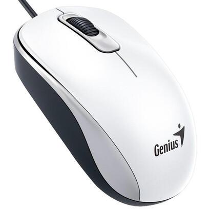 genius-raton-dx-110-usb-optico-1000dpi-blanco