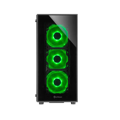 sharkoon-semitorre-tg5-cristal-templado-atx-3ventiladores-120mm-2x-usb30-negro-led-verde