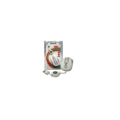 3free-mouse-mini-optico-usb-msm201wp-cable-retractil-blanco-rosa