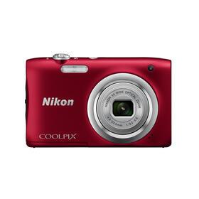 camara-nikon-coolpix-a100-rojapalo-selfie-funda-201-mpxlcd-27-zoom-5xhd