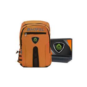keepout-mochila-gaming-bk7foxl-17-full-orange-asas-acolchadas-y-ajustables