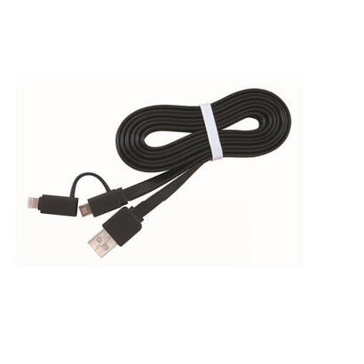 gembird-cable-usb-20-a-micro-usb-y-lightning-1m-negro
