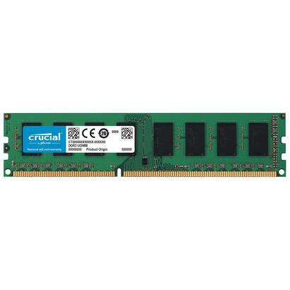memoria-crucial-ddr3-8gb-pc1600-cl11-ct102464bd160b