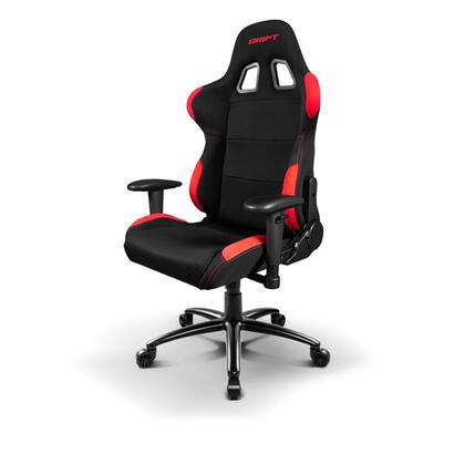 drift-silla-gaming-dr100-negrorojo