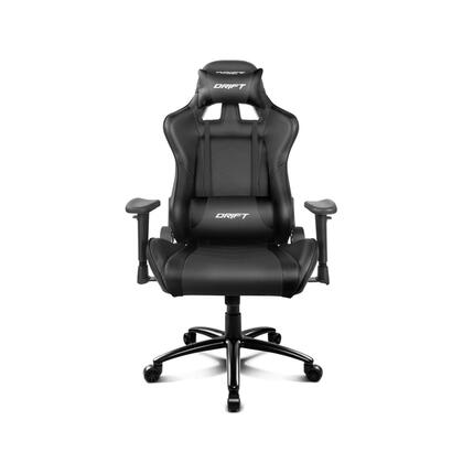 drift-silla-gaming-dr150b-negro-incluye-cojines-cervical-y-lumbar-dr150b