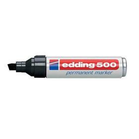 rotulador-permanente-punta-biselada-2-7-mm-negro-edding-500