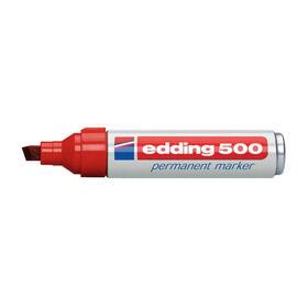 rotulador-permanente-punta-biselada-2-7-mm-rojo-edding-500