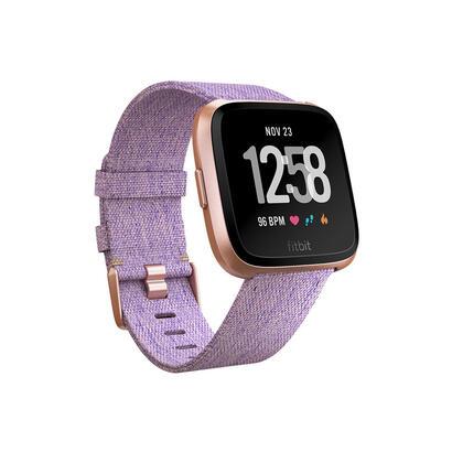 fitbit-versa-smartwatch-edicion-especial-pulsera-tejido-color-lavandaaluminio-oro-rosa