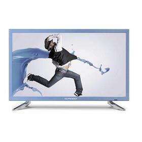 televisor-schneider-2411-led-hd-azul-hdmi-usb-vga-modo-hotel