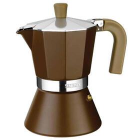 monix-cafetera-cream-12-tazas-aluminio-con-recubrimiento-antiadherente-mango-ergonomico-esmaltado-mate-calderin-sin-cantos