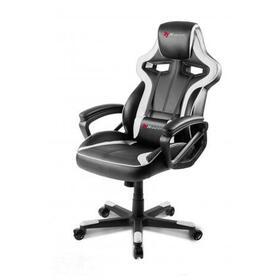 arozzi-silla-gamer-milano-blanca-altura-ajustable-respaldo-inclinable-cojin-lumbar-5-ruedas-soporta