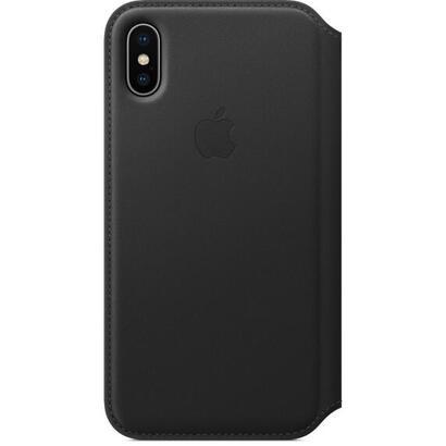 apple-funda-iphone-x-leather-folio-negro-mqrv2zma