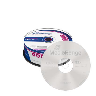 mediarange-tarrina-25-cd-r-700-mb80min-24