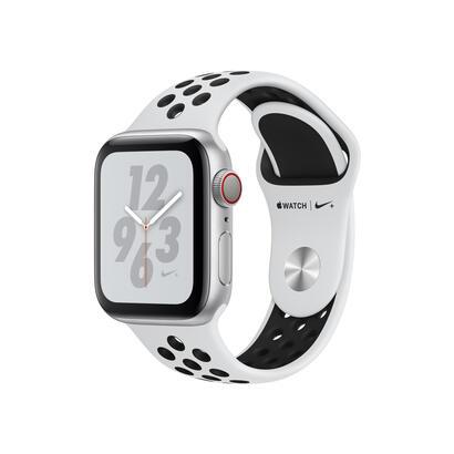 apple-watch-nike-series-4-gps-cellular-40mm-caja-aluminio-plata-con-correa-deportiva-platino-puron
