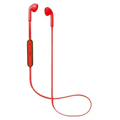 auriculares-bluetooth-de-boton-nevir-rojo