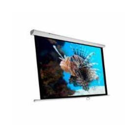 phoenix-pantalla-manual-videoproyector-pared-y-techo-169-ratio-11-43-169-3m-x-3m-posicion-ajustable-carcasa-blanca-tela-super-re