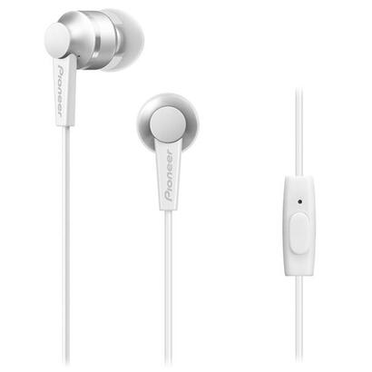 pioneer-auriculares-intrauditivos-con-microfono-se-c3t-w-blanco-drivers-10mm-8-22khz-100db-jack-35mm-cable-12m