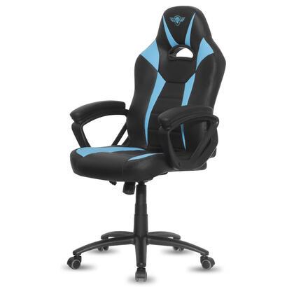 spirit-of-gamer-silla-fighter-blue-inclinacion-altura-regulables-brazos-xl-fijos-5-ruedas-360-hasta-120kg
