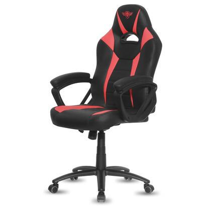 spirit-of-gamer-silla-fighter-red-inclinacion-altura-regulables-brazos-xl-fijos-5-ruedas-360-hasta-120kg