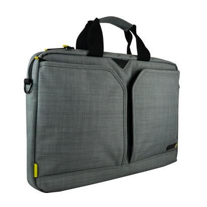 tech-air-evo-laptop-shoulder-bagfunda-para-portatil133gris-texturizado
