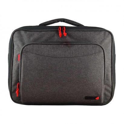 techair-maletin-portatil-141-tanz0136-gris-bolsillo-adicionalcorrea-transporteproteccion-tanz0136