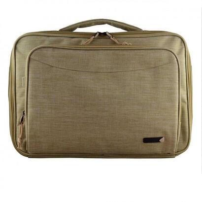 techair-maletin-portatil-156-tanz0138-beige-bolsillo-adicionalcorrea-transporteproteccion-tanz0138
