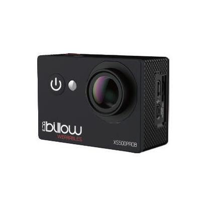 billow-camara-deportiva-xs600-pro-lcd-hd-2-16mpx-real-4k-wifi-170-angulo-bateria-1050mah-negra