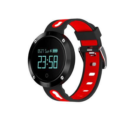 billow-reloj-inteligente-deportivo-xsg30-pro-negro-rojo