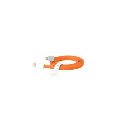 ziron-cable-usb-20-a-micro-usb-150m-plano-naranja-zr209